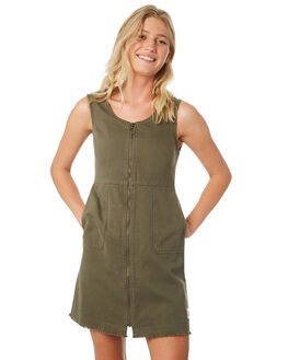 MOSS WOMENS CLOTHING ELEMENT DRESSES - 284865M08