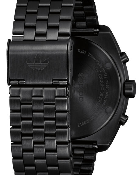 ALL BLACK MENS ACCESSORIES ADIDAS WATCHES - Z18-001
