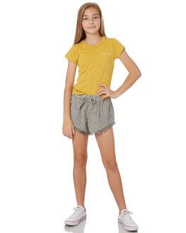 BLACK KIDS GIRLS BILLABONG SHORTS + SKIRTS - 5595273BLK
