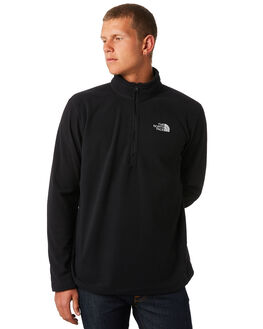 TNF BLACK MENS CLOTHING THE NORTH FACE JUMPERS - NF00C744JK3