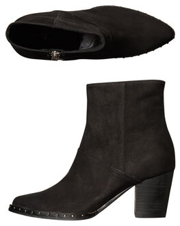 BLACK WOMENS FOOTWEAR URGE BOOTS - URG17018BLK
