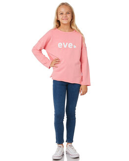 PEONY PINK KIDS GIRLS EVES SISTER JUMPERS + JACKETS - 9530023PNK