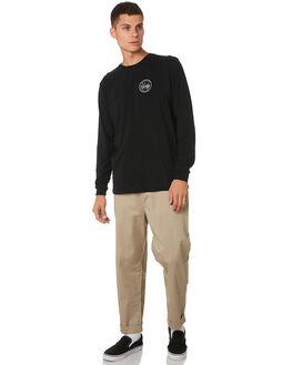 KHAKI MENS CLOTHING SWELL PANTS - S5193191KHA