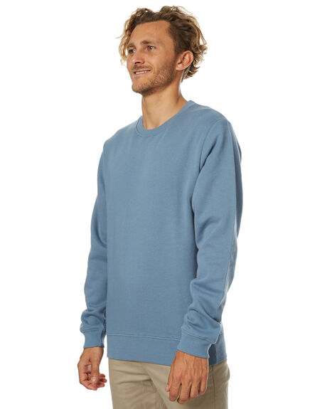 CADET BLUE MENS CLOTHING SWELL JUMPERS - S5173451CBLU