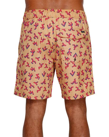 APRICOT MENS CLOTHING RVCA BOARDSHORTS - RV-R391403-A05