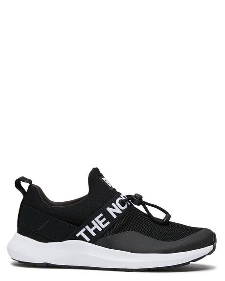 TNF BLACK WOMENS FOOTWEAR THE NORTH FACE SNEAKERS - NF0A3UZJKX7