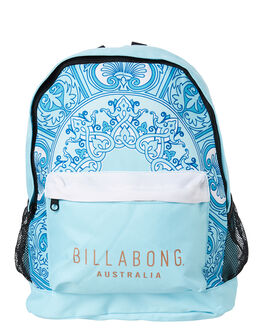 BLUE WAVE WOMENS ACCESSORIES BILLABONG BAGS + BACKPACKS - 66820013BW