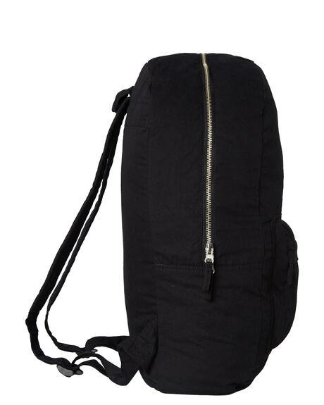BLACK OUTLET MENS STUSSY BAGS + BACKPACKS - ST773029BLK