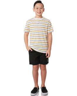 SUNSHINE KIDS BOYS SANTA CRUZ TOPS - SC-YTD8127SUN
