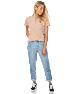 DUSK WOMENS CLOTHING ASSEMBLY TEES - AS-SW1601DUSK