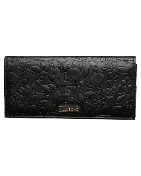BLACK WOMENS ACCESSORIES BILLABONG PURSES + WALLETS - 6685214ABLK