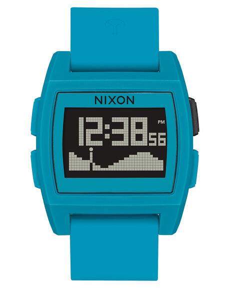 BLUE RESIN MENS ACCESSORIES NIXON WATCHES - A11042556