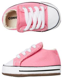 PINK KIDS GIRLS CONVERSE FOOTWEAR - 865160CPNK