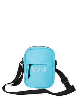 AQUA MENS ACCESSORIES POLAR SKATE CO. BAGS + BACKPACKS - PSC-CORDURAMINIAQUA