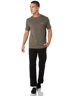 BOTTLE GREEN MENS CLOTHING BARNEY COOLS TEES - 102-CC2-BTGRN