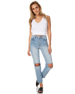 BITTER SWEET WOMENS CLOTHING A.BRAND JEANS - 70925-2366
