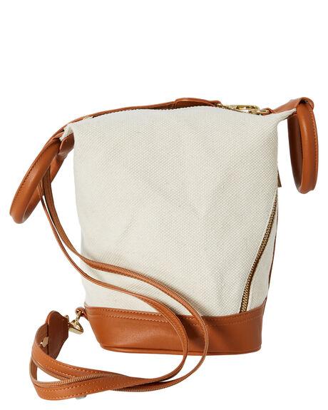 TAN WOMENS ACCESSORIES RUSTY BAGS + BACKPACKS - BFL1077TAN