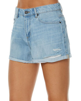 WRUNG OUT WOMENS CLOTHING THE FIFTH LABEL SHORTS - TB170108PYWRUNG