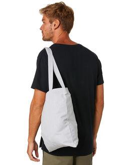 GREY MARLE MENS ACCESSORIES AS COLOUR BAGS + BACKPACKS - 1000-GRYM