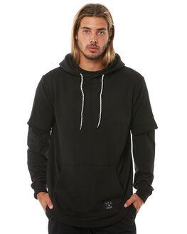 BLACK MENS CLOTHING ST GOLIATH TEES - 4313055BLK