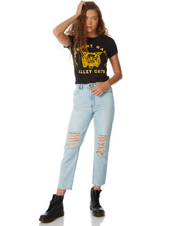 FRIDAY BLUE WOMENS CLOTHING INSIGHT JEANS - 5000002018FRIBL