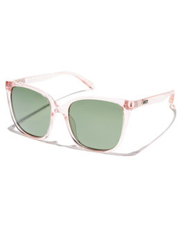 POLISHED PINK WOMENS ACCESSORIES LOCAL SUPPLY SUNGLASSES - FIELDPKP2