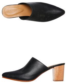 NOIR WOMENS FOOTWEAR JAMES SMITH HEELS - 8477137NOIR