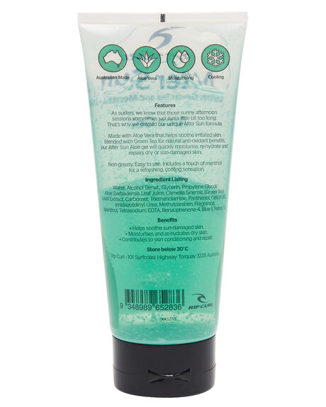 GREEN ACCESSORIES BODY PRODUCTS RIP CURL  - BCSQAY0060
