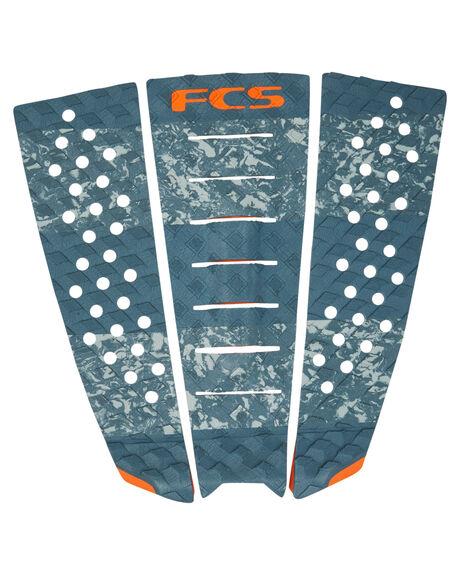 STORM ORANGE BOARDSPORTS SURF FCS TAILPADS - FJF01SORG