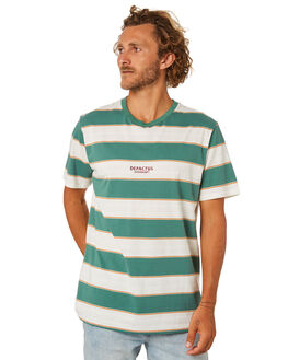 HERB GREEN MENS CLOTHING DEPACTUS TEES - D5203011HRBGN
