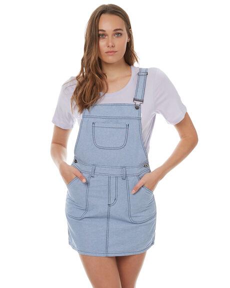 INDIGO WOMENS CLOTHING ELWOOD PLAYSUITS + OVERALLS - W73717INDIG