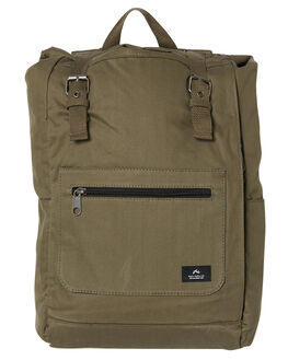 DARK ARMY MENS ACCESSORIES RUSTY BAGS + BACKPACKS - BPM0334DKA