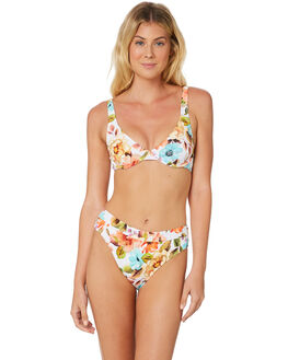 MULTI WOMENS SWIMWEAR RHYTHM BIKINI TOPS - APR19W-SW07-MUL