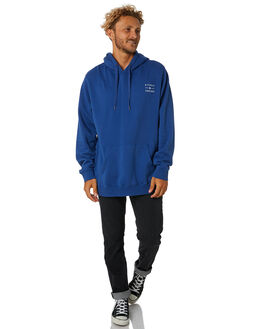 TRUE BLUE MENS CLOTHING AFENDS JUMPERS - M191505TRBLU