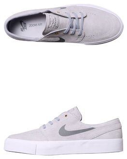 WOLF GREY WHITE MENS FOOTWEAR NIKE SNEAKERS - 854321-006