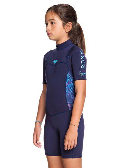 BLUE RIBBON/CORAL BOARDSPORTS SURF ROXY GIRLS - ERGW503004-XBMM
