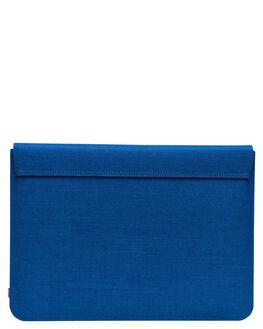 MONACO BLUE XHATCH MENS ACCESSORIES HERSCHEL SUPPLY CO BAGS + BACKPACKS - 10193-03262-05MBX
