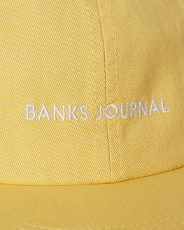 LEMON MENS ACCESSORIES BANKS HEADWEAR - HA0082LMN