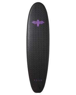 BLACK VIOLET BOARDSPORTS SURF DRAG SOFTBOARDS - DBCCOFFTHR8BLKVI