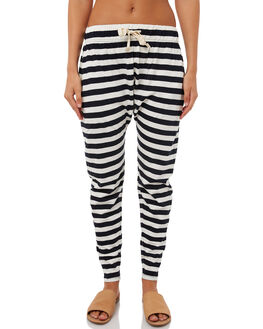 INK STRIPE WOMENS CLOTHING SILENT THEORY PANTS - 6008041INK