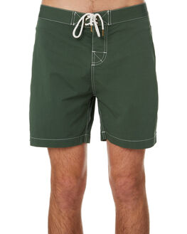 EVERGREEN MENS CLOTHING MCTAVISH BOARDSHORTS - MSP-19BS-02EVERG