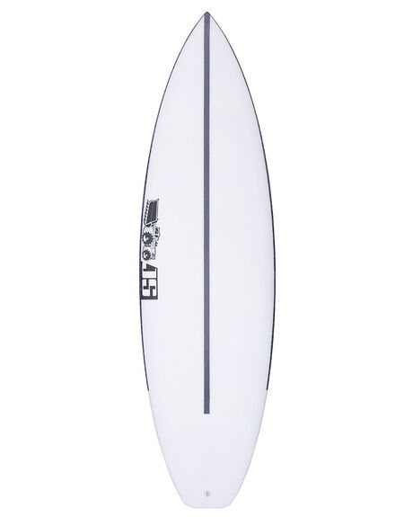 BLACK WHITE SURF SURFBOARDS JS INDUSTRIES PERFORMANCE - JSMBHFBKWHI