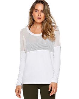 WHITE WOMENS CLOTHING LORNA JANE ACTIVEWEAR - W081915WHT
