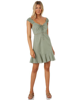 JADE WOMENS CLOTHING TIGERLILY DRESSES - T391420JAD