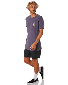 CYBER GRAPE MENS CLOTHING THE CRITICAL SLIDE SOCIETY TEES - TE18116GRAPE