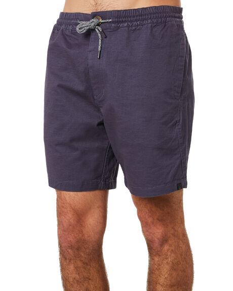 MIDNIGHT BLUE MENS CLOTHING VOLCOM SHORTS - A1031701MDB