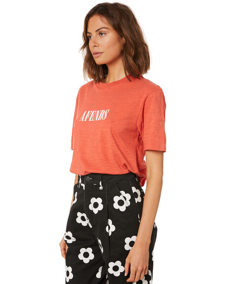 SIENNA WOMENS CLOTHING AFENDS TEES - W191010SIE