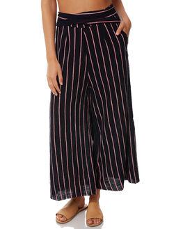 NAVY STRIPE WOMENS CLOTHING RUE STIIC PANTS - S118-72NAVYS