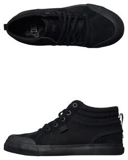 BLACK BLACK BLACK KIDS BOYS DC SHOES SNEAKERS - ADBS3002553BK