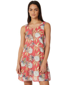 HOLLY BERRY SUNHOUSE WOMENS CLOTHING ROXY DRESSES - ERJX603121MMT8